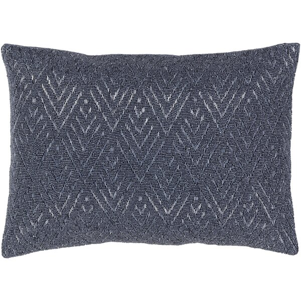 Monroe 100% Cotton Lumbar Pillow by Corrigan Studio